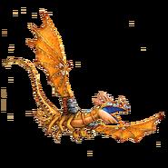 Battle Fireworm Princess - FB