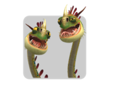 Dragon icon BELCH BARF