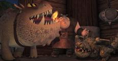 Jeźdźcy smoków Na końcu świata (Sezon 4) 8