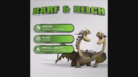 HTTYD3 Meatlug Barf and Belch Promo