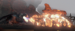 Czerwonasmierc ogien