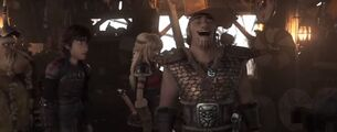 Httyd3-Eret Hiccup and Astrid