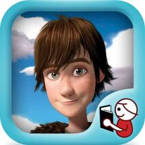 Httyd Kids Book Icon