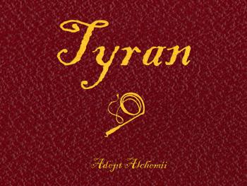 Miniatura Tyran