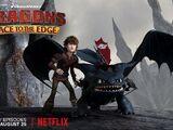Jeźdźcy smoków: Na końcu świata (seria 5)