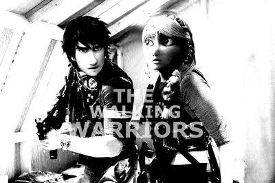 TheWalkingWarriors by Azura