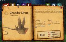 Wild Skies Book Thunderdrum