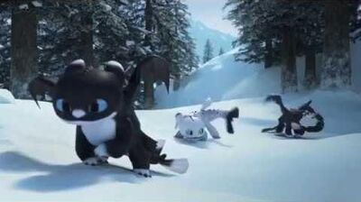 OFFICIAL TRAILER - How To Train Your Dragon Homecoming