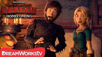 Hiccup's Kids HATE Dragons? HOW TO TRAIN YOUR DRAGON - HOMECOMING-0