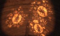 Smocze Oko projekcja kamienna klasa
