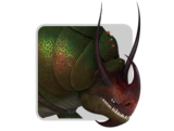 Dragon icon SKULLCRUSHER