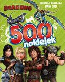 Dragons - 500 naklejek