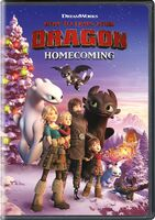 Homecoming dvd przód