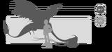 Dragons silo scauldron