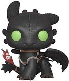 Funko pop toothless