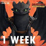 1 week