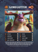 GOREGUTTER NEW