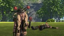 Szpadka i jabłka