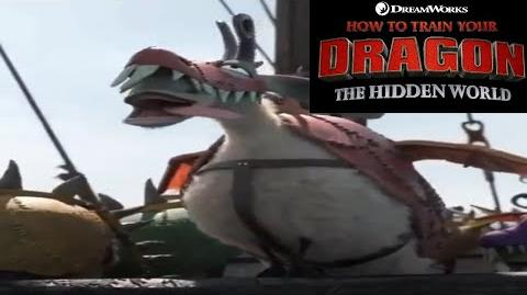 New CLIP - How To Train Your Dragon The Hidden World HTTYD 3 ( DreamWorks )