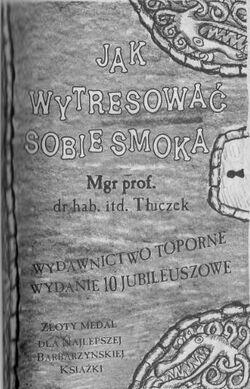 Tłuczek książka