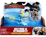Astrid Stormfly Dragon Riders toys