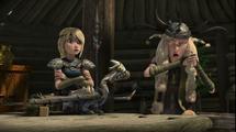 Wingnut, Szpadka, Astrid