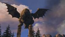 Eruptodon above