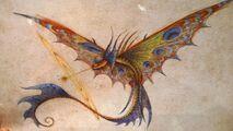 Deathsong dragon