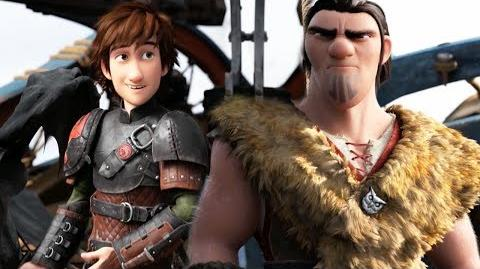 How to Train Your Dragon 2 - Son of Eret (Official Clip)