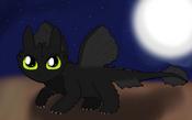 Nocna Furia cute