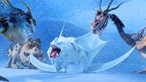 Snow Wraith i inne smoki