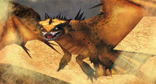 SoD Titan Sand Wraith Slider