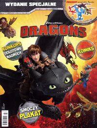 Specjalne wydanie dragons