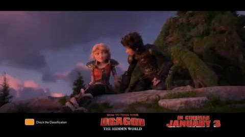 NEW TV SPOT! - How To Train Your Dragon The Hidden World