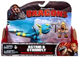 Astrid Stormfly how to Train your dragon 2 figures