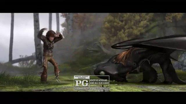 How To Train Your Dragon 2 New Comercial 1