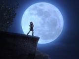 W cieniu księżyca