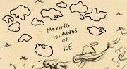 Plywajace lody
