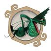 Dragons wildskies inhotwater