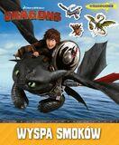 Dragons - Wyspa smoków (książeczka)