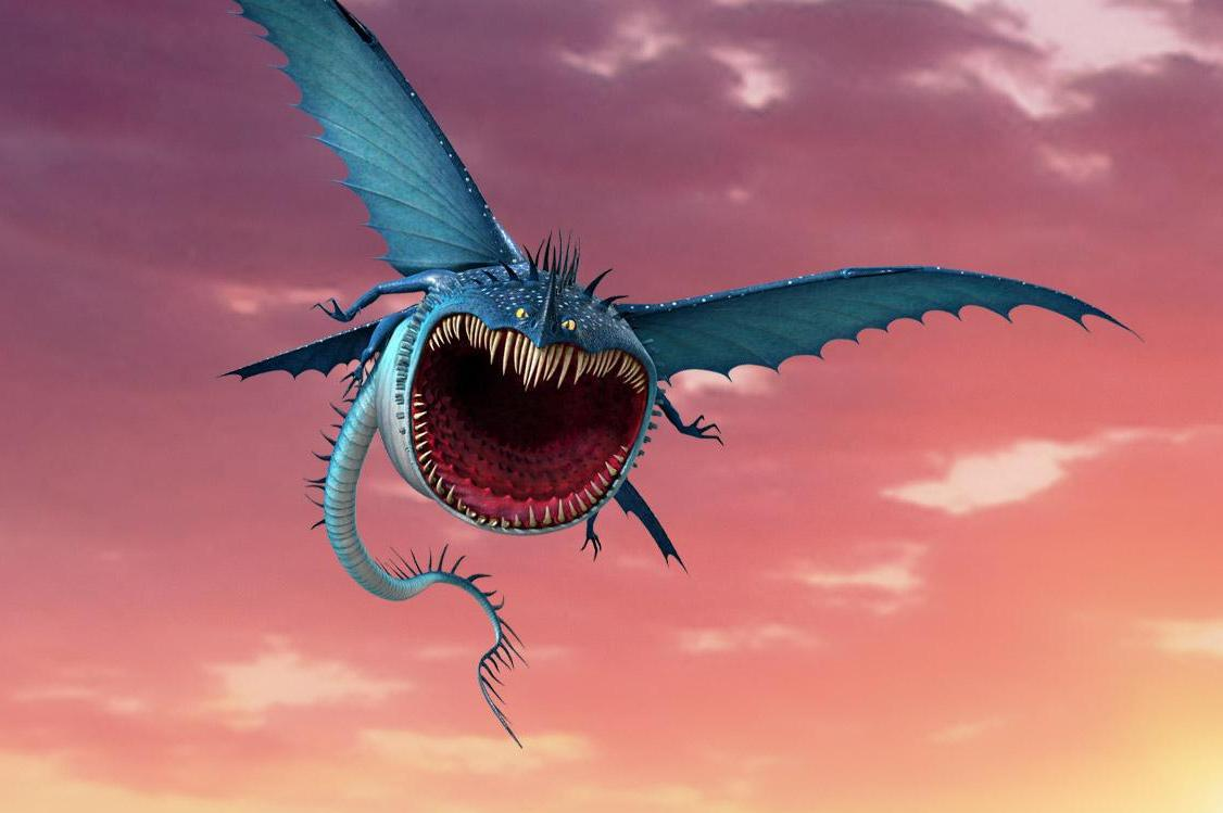 Obraz - Thunderdrum school of dragons.JPG | Jak Wytresować ...