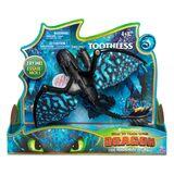 Toothless rozkładane skrzydła