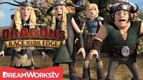 Dragons Race to the Edge Season 4 Trailer
