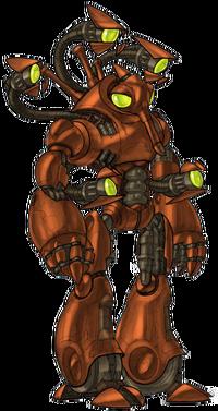Veger's Precursor Robot