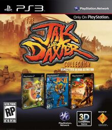 Jak & Daxter Collection II