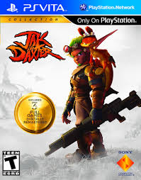 Jak & Daxter Collection PSV