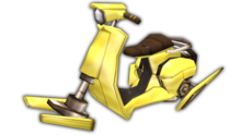 Scooter Daxter