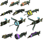 Jak and Daxter Morph Guns
