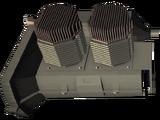 Brown Naked Engine