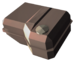 Component fuel tank portly brown